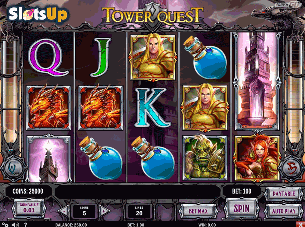 Mobile Tower Quest slot 61004