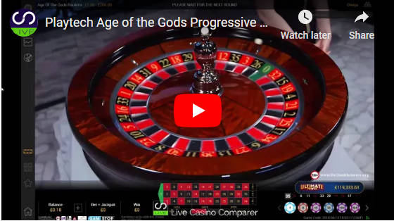 Roulette championship Playtech 17298